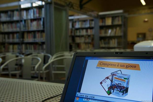 2016 - Reggio Emilia - Bibliodays