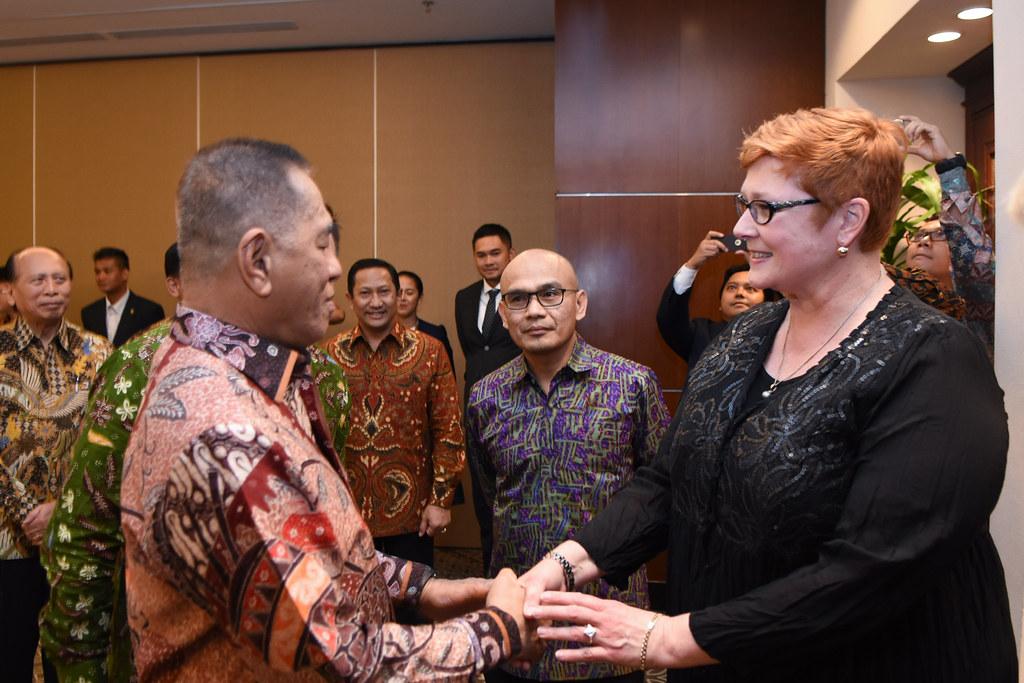 Dialog 2+2 Menteri Luar Negeri dan Pertahanan Indonesia-Australia Keempat
