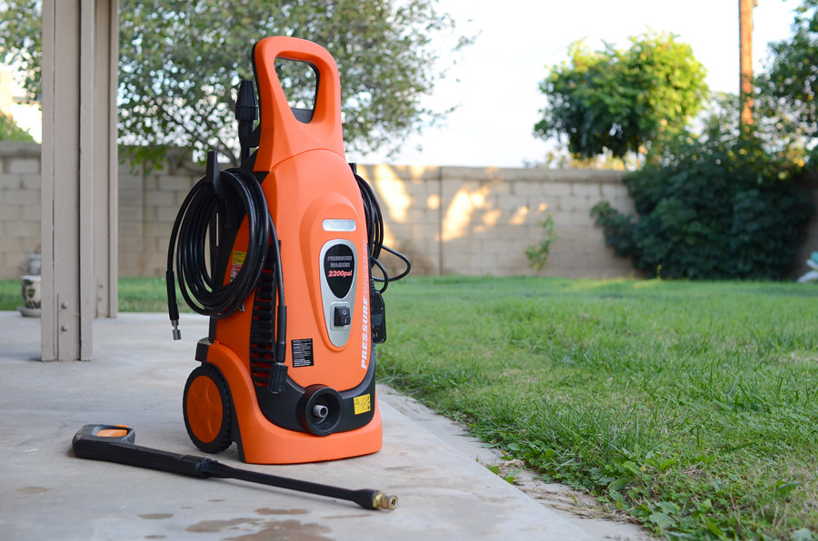 The Best Heavy Duty Electric Pressure Washer