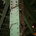 pillar of viaduct