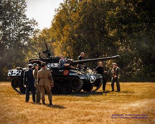 """Kodachrome"" of Fun Times on the M18 Hellcat"