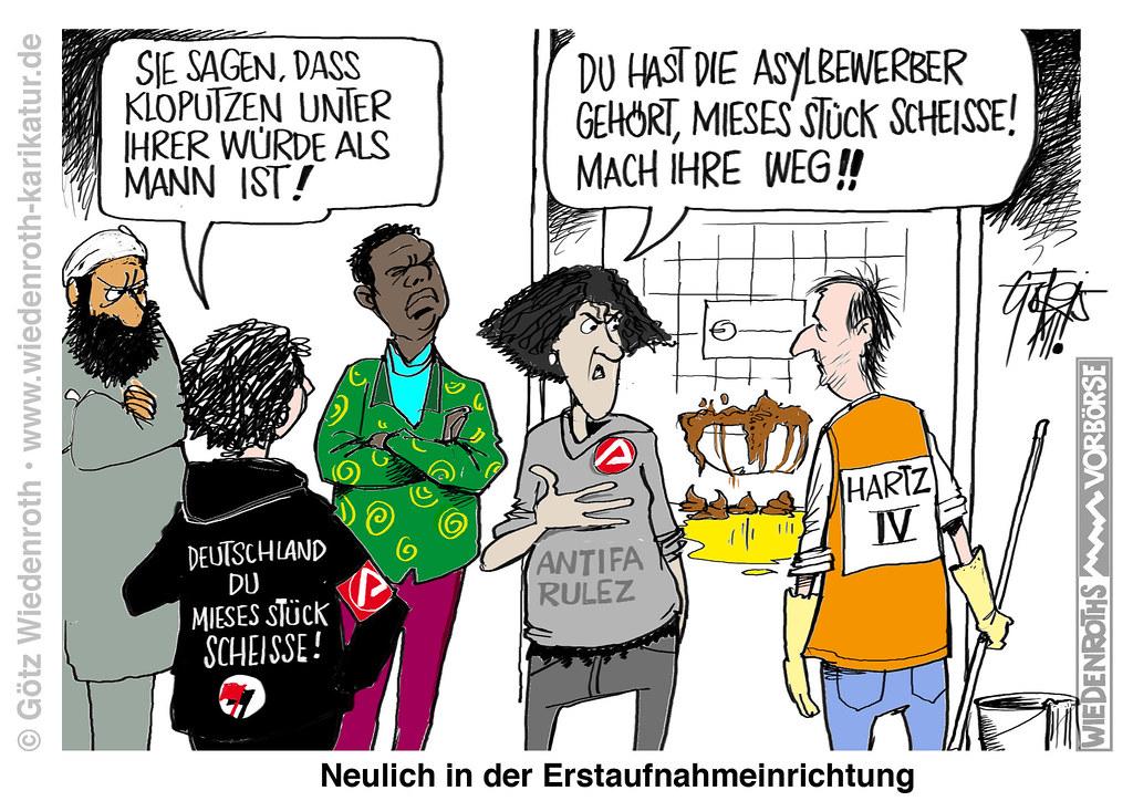 Deutsche Schlampe Zeig was du Hast