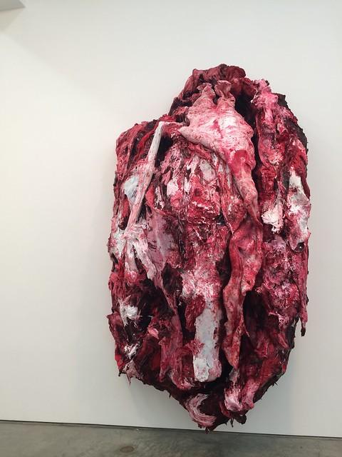 Anish Kapoor at Gladstone Gallery, NYC
