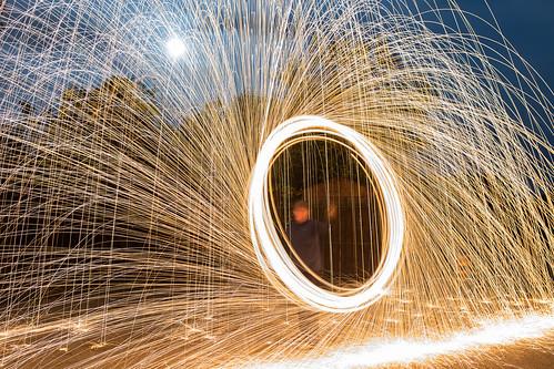 Set the night ablaze | by ZensLens