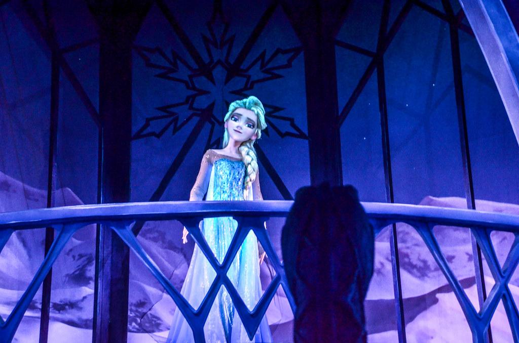 Elsa Frozen Ever After