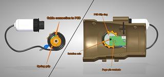 Pip-Boy 3000 Mk4, CAD, Rachet 2 | by ZapWizard