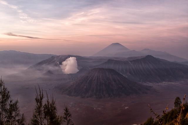 Sunrise Bromo - Indonesia