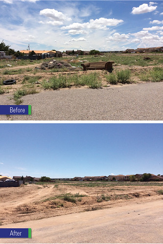 Zoning Enforcement Services - Before & After
