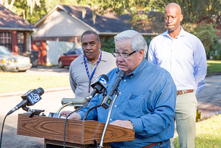 Post-flooding clean up efforts and damage assessments | by North Charleston