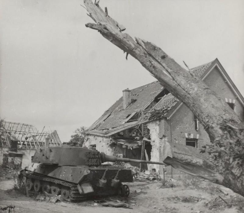 Tiger II s.Pz.Abt.506