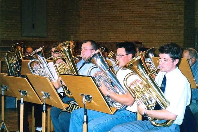 2003 - Rep med Grimethorpe