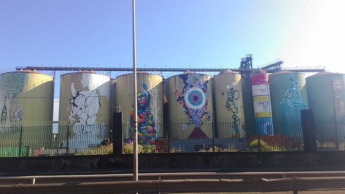 Street Art Silos - Catania | by S I C A N I A