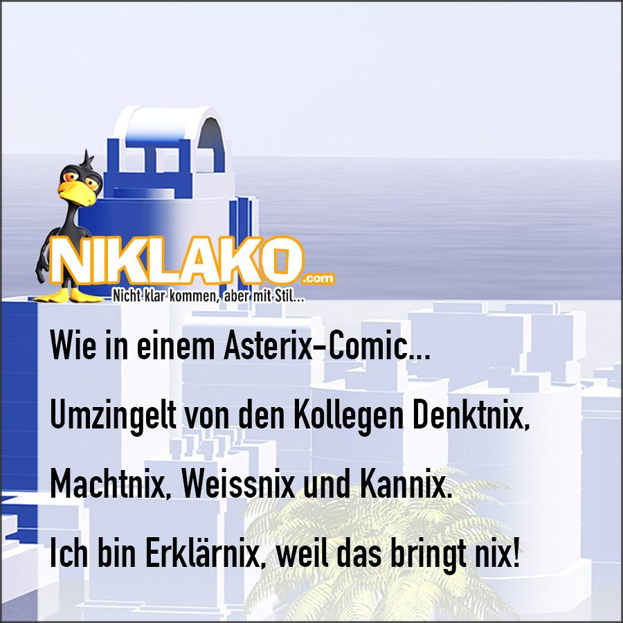 Asterix Comic Sprüche Witze Gespräche Und Lustige Videos