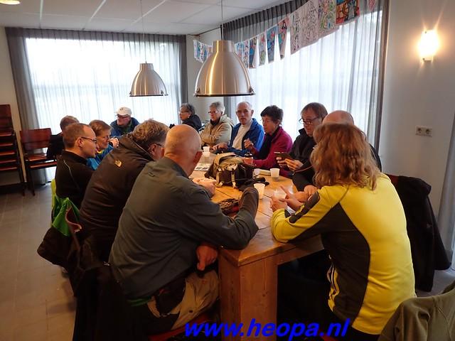 2016-11-09  Gooimeer tocht   25 KM   (4)