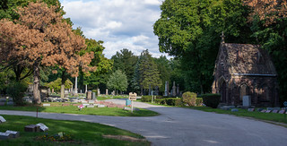 sections 10 and 11 - Riverside Cemetery Cleveland | by Tim Evanson