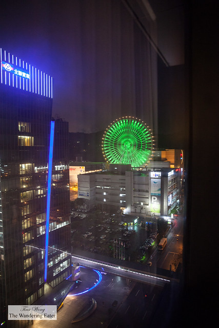 View of the Miramar Ferris Wheel