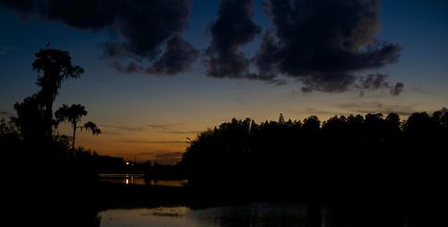 sunset florida pascocounty