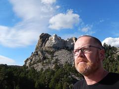 Mount Rushmore - George - Thomas - Teddy - Abe - Gerry