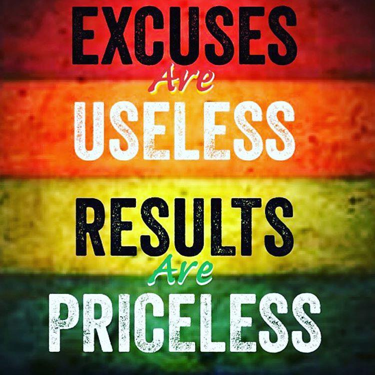 No Excuses Motivation Success Love Money Business I Flickr