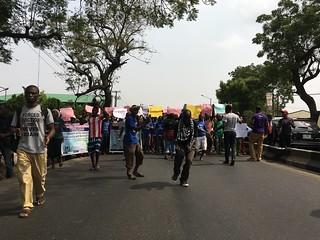 #OtodoGbame Protest 15 Nov 2016 (JEI)