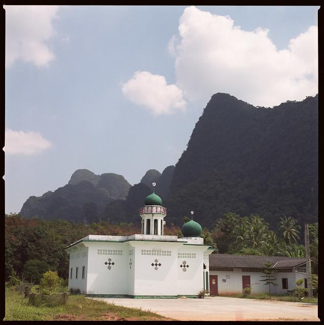 mosque mountain