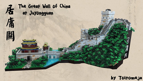 The Great Wall of China at Juyongguan | by Toltomeja