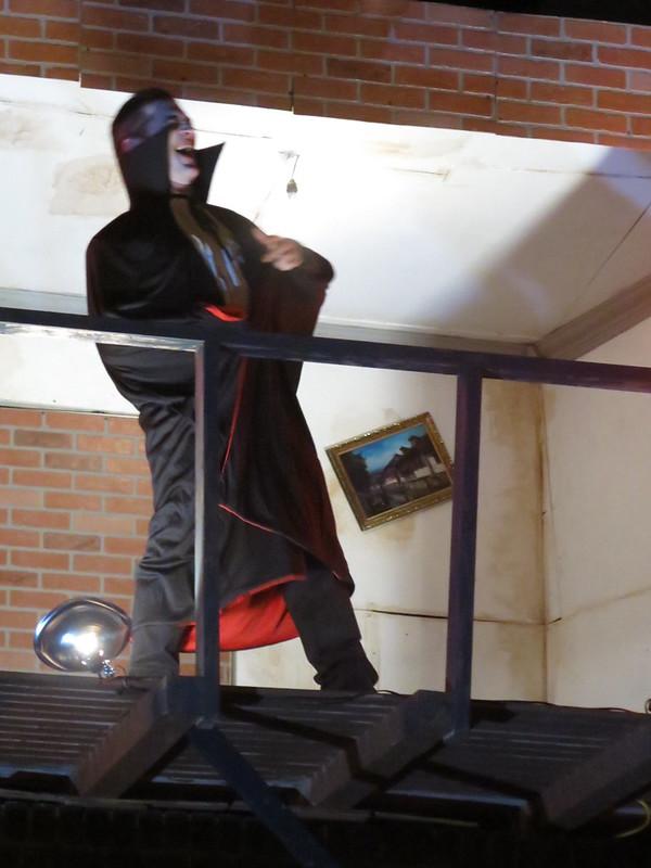 Dracula, 2015 Waverly Place Halloween show