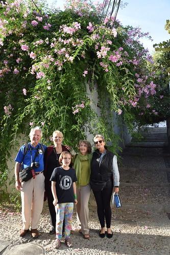 first visitors! | by Los Liffords de Tejas