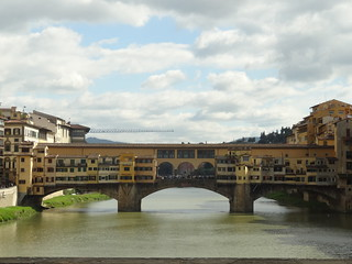Ponte Vecchio from the west, Florence | by Nathan Mizrachi