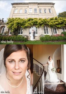 Ross & Laura's Wedding at Bailbrook House, Bath   by Chris Bailey Photographer