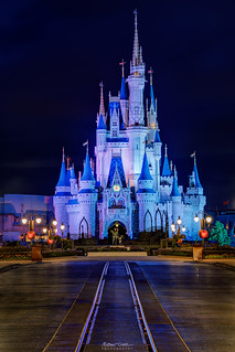 The Street to Cinderella Castle | by TheTimeTheSpace