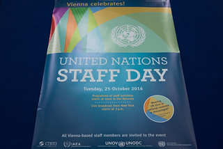 United Nations Staff Day 2016