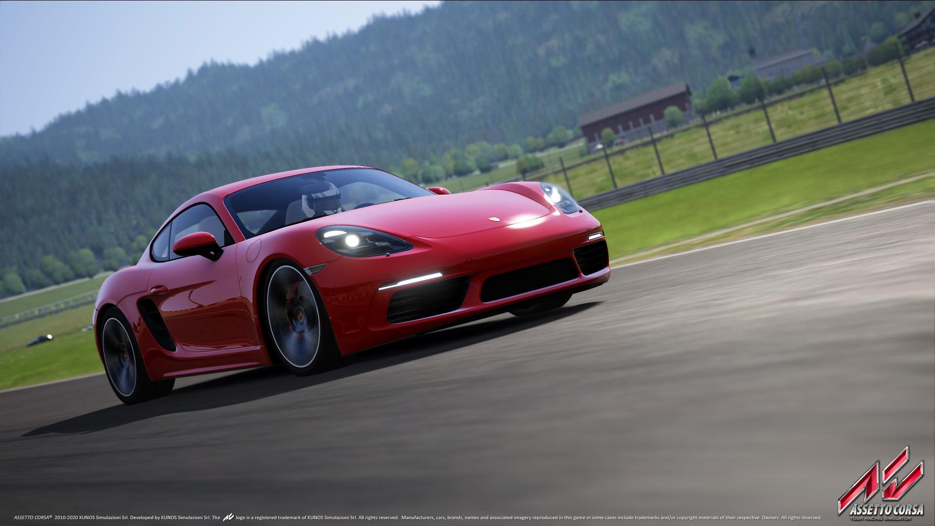 Porsche DLC 4