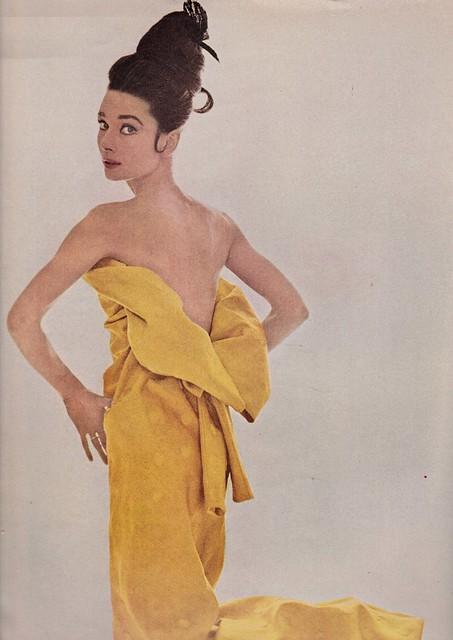 Audrey Hepburn Shot by Bert Stern for Vogue 1963