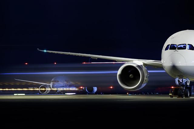 5Ds_019  ANA787-9 Dreamliner JA836A & JA808A