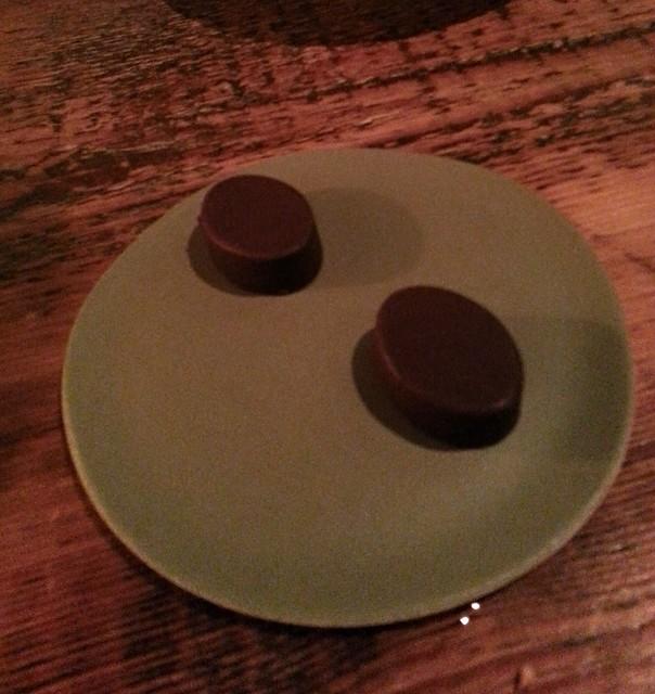 The Clove Club - Chocolates