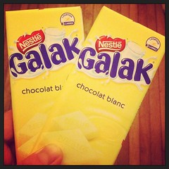 Childhood memories #galak #chocolatblanc