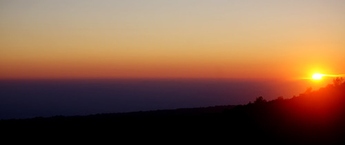sunset landscape still view panoramic vision land sicily alpha etna sonycamera vulcano bellaitalia