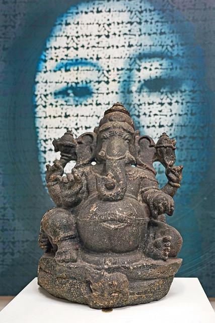 Ganesh (Paris Asian Art Fair)