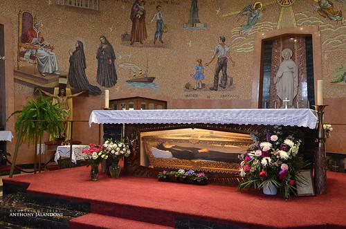 Mother Cabrini Shrine, NYC