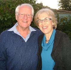 Tom and Liz Mann