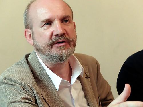 Edoardo Donatini, direttore artistico del Festival Contemporanea