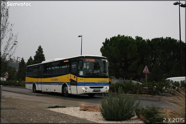 Irisbus Axer - VFD (Voies Ferrées du Dauphiné) / Transisère n°809
