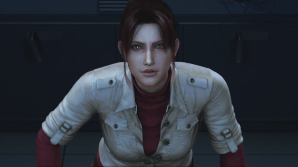 Claire Redfield In Resident Evil Degeneration A Photo On Flickriver