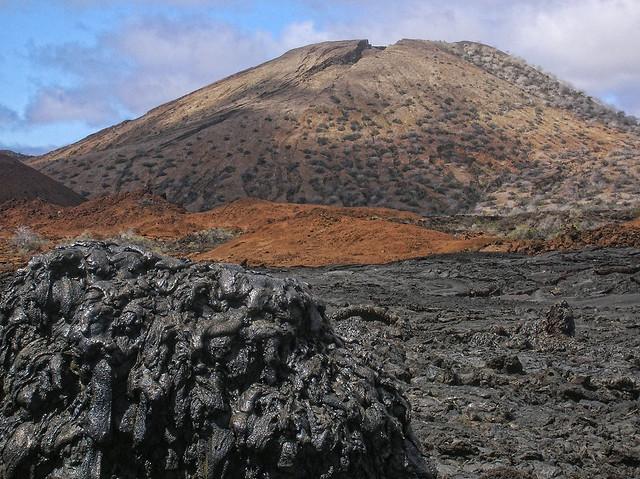 Sullivan Bay Galapagos