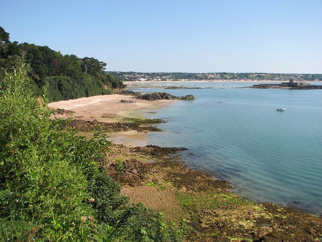 Belcroute Bay, Jersey