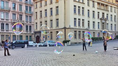 Bubbles. | by Hixair