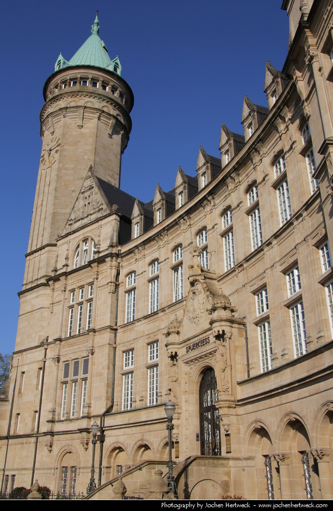 Spuerkeess, Luxembourg City, Luxembourg