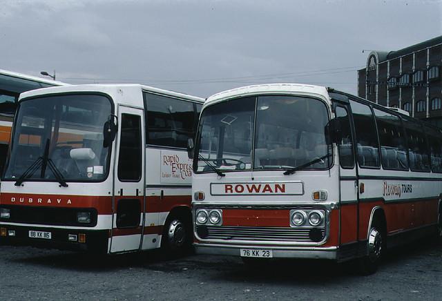 Rowan Tours 76 KK 23