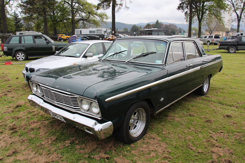 1965 Ford Fairlane 500 Sedan | Ivy Green From 1962, Fords ma